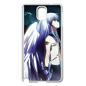 Samsung Galaxy Note 3 Cell Phone Case Covers White Angel Beats gjgc