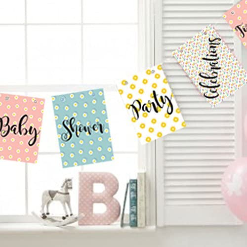 decorations for girl Photo Props Balloons confetti Unisex Boy Girl Decorations for girl decorations neutral Rustic Robin Baby Shower Decorations Party Pack Banner