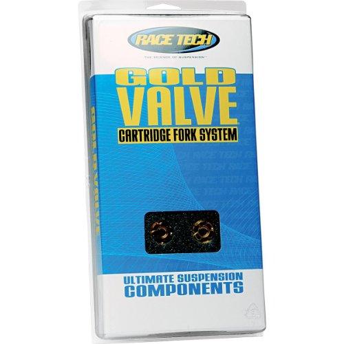 Race Tech Rebound Gold Valve Kit Gold FRGV S02