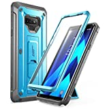 Samsung Galaxy Note 9 Case, SUPCASE FullBody Rugged Holster Cover with Builtin Screen Protector & Kickstand