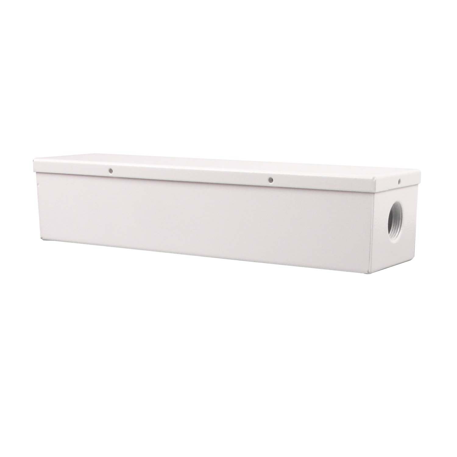 Hykolity Universal Junction Box Electrical Project Power Cable Connection Enclosure Waterproof Weatherproof 298x78x64mm