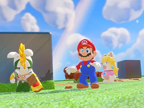 Princesses In Mario Games (Clip: Mario's New Friends)