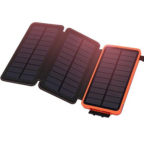 51SfIWGYgTL - Solar Charger Waterproof 24000mAh