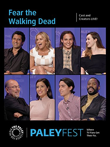 Fear the Walking Dead: Cast and Creators (Cliff Media Center)