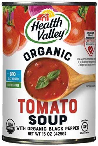 Top 10 best tomato soup low sodium
