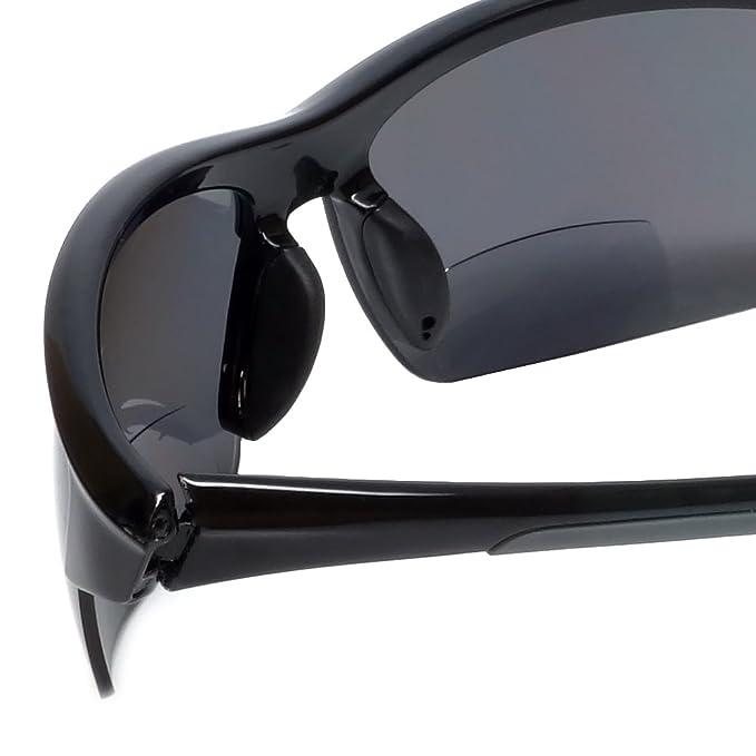 Amazon.com: Grand Bancos 472bf polarizado anteojos bifocales ...