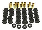 Prothane 18-304-BL Black Rear Control Arm Bushing Kit