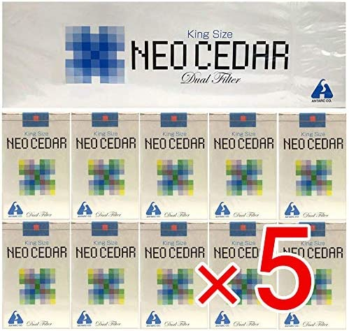 【指定第2類医薬品】ネオシーダーキングサイズ 20本×10 (5)