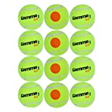 Gamma CG78T00 Sports Kids Training (Transition) Balls, 78 Green Dot