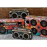 Bumpboxx Bluetooth Boombox Flare8 Black | Retro