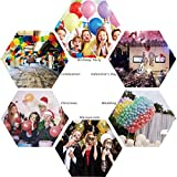 LYESHY 114 Pack Party Balloons 12 inch Thickened