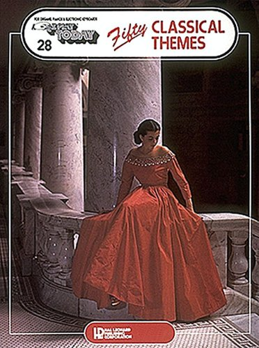 (50 Classical Themes: E-Z Play Today Volume 28)
