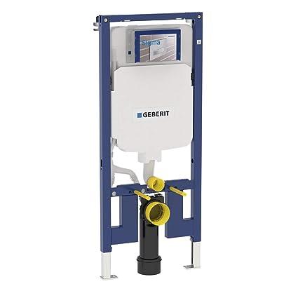 bâti-support WC Geberit Sigma 8 cm Extraplano, Compact en aplica (UP720)
