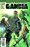 WORLD WAR HULK: GAMMA CORPS #'s 1, 2, 3, 4 + FILES VF/NM COMPLETE SET
