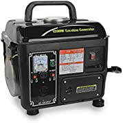 GREAT LITTLE GENERATOR PORTABLE GASOLINE ELECTRIC GAS POWER 2 STROKE RV CAMPING