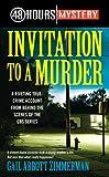 Invitation to a Murder, Gail Abbott Zimmerman, 1416546596