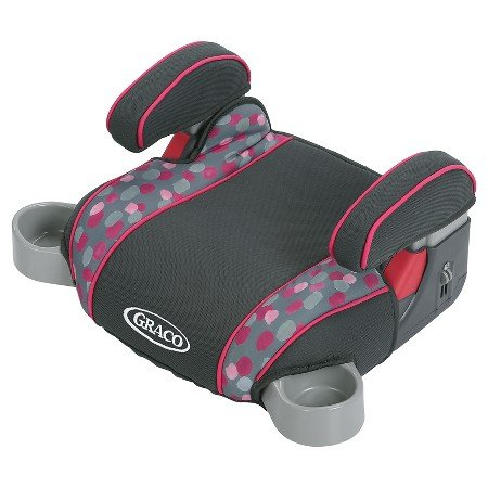 Graco Backless Turbobooster Car Seat (Graco Backless TurboBooster Car Seat Poppy)