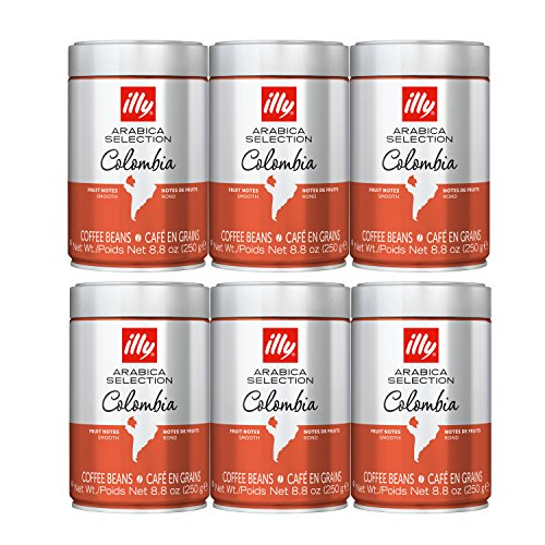 Illy Coffee Whole Bean Arabica Colombia - 52.8oz