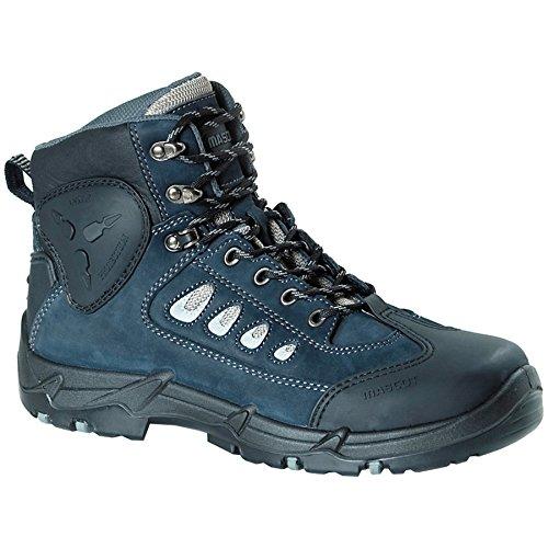 Mascot F0064-901-01088-1143 Kalindi Chaussure de sécurité W11/43 Bleu