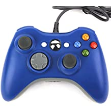 Blue USB Wired USB Controller Game Pad Gamepad for xbox360 xbox 360 PC Windows