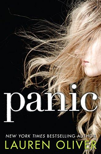Panic by [Oliver, Lauren]