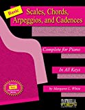 img - for Basic Scales, Chords, Arpeggios, and Cadences book / textbook / text book