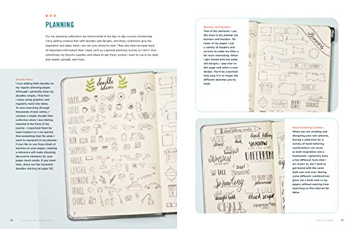 Journal Me Organized: The Complete Guide to Practical and Creative Planning by Get Creative 6 (Image #4)