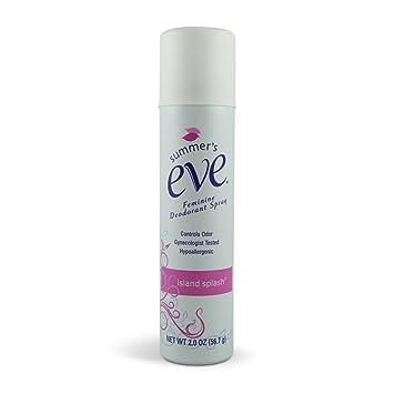 Summer's G Parfum Splash Déodorant Des Spray Îles Femme Island Eve Intime Pour 55 EIDeH29WY