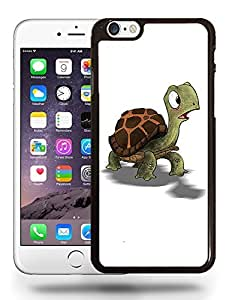 Cute Turtle Sketch Art Drawing Phone Case Cover Designs for iPhone 6 by icecream design