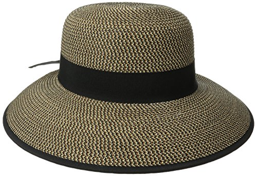 san-diego-hat-company-womens-ultrabraid-sun-brim-with-back-bow-detail-mixed-black-one-size
