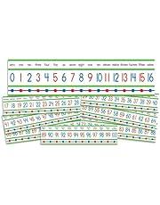 Numbers 0v100! Mini Bulletin Board