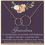 Dear Ava Nana Gift Necklace: 70th Birthday...