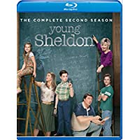 Young Sheldon: The Complete Second Season [Blu-ray]