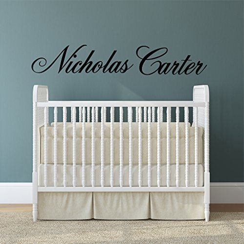 Nursery Personalized Sticker Decor Decals product image