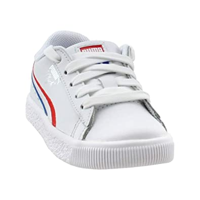 online store 6f769 78a7f PUMA Kids Mens Clyde 4th of July (Toddler)