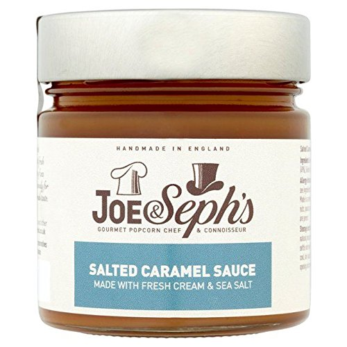 (Joe & Seph's Salted Caramel Sauce - 230g)