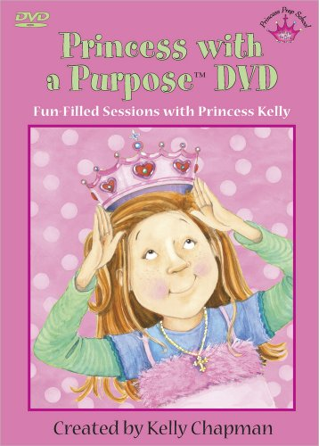 - Princess with a Purpose Curriculum DVD
