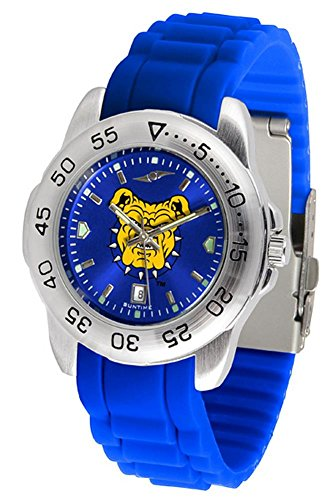 (Linkswalker Mens North Carolina A&T Aggies Sport Ac Anochrome Watch)