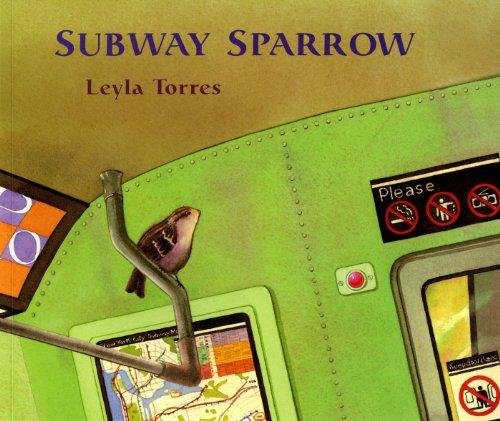 (The Subway Sparrow (Sunburst Book))