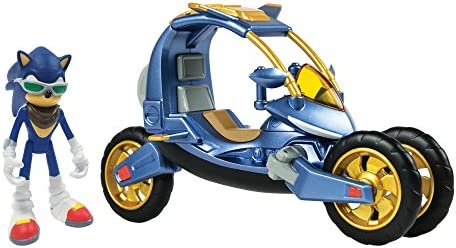 TOMY Sonic Boom Blue Force