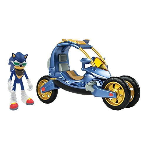 TOMY Sonic Boom Blue Force One (Best Toys For Hedgehogs)
