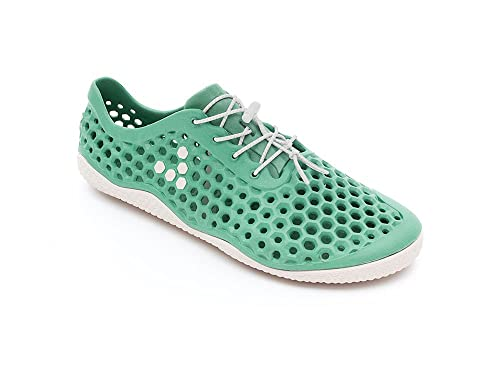 9feb3796dc120 VIVOBAREFOOT Ultra; Womens Lightweight Summer Aqua Shoe; with ...