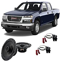 Fits GMC S-15 Canyon 2004-2012 Front Door Factory Replacement Harmony HA-R65 Speakers