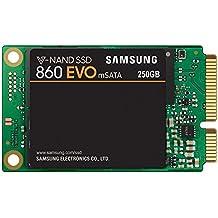 Samsung 860 EVO 250GB mSATA Internal SSD (MZ-M6E250BW)