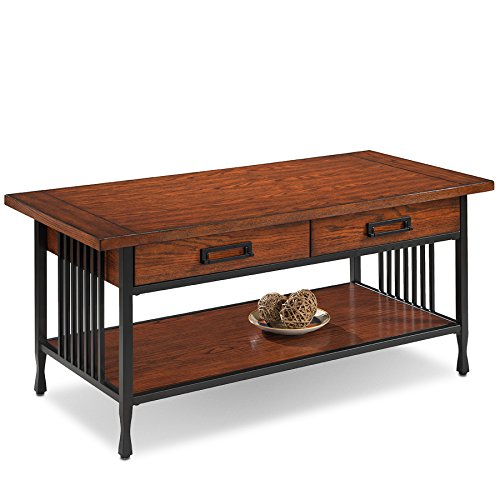 Leick 11204 Ironcraft Coffee Table