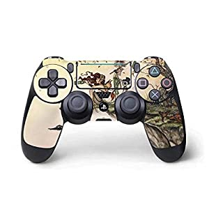 Skinit Decal Gaming Skin for PS4 Pro/Slim Controller – Officially Licensed Tate and Co. Where The Wind Takes You Design