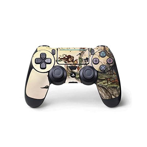 Fantasy & Dragons PS4 Pro/Slim Controller Skin - Where The Wind Takes You 3