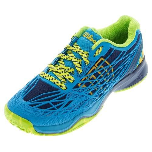 Wilson Kaos Heren Alle Gerechtelijke Tennisschoen Marine / Scuba Blue