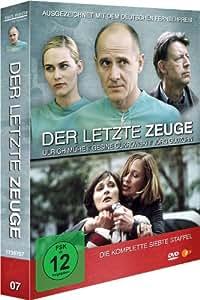 Der letzte Zeuge - Die komplette siebte Staffel [Import allemand]