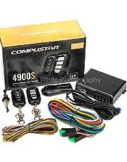 Compustar 2-Way Remote Start and Keyless Entry System